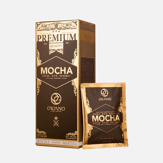 Organo™ Gourmet Café Mocha